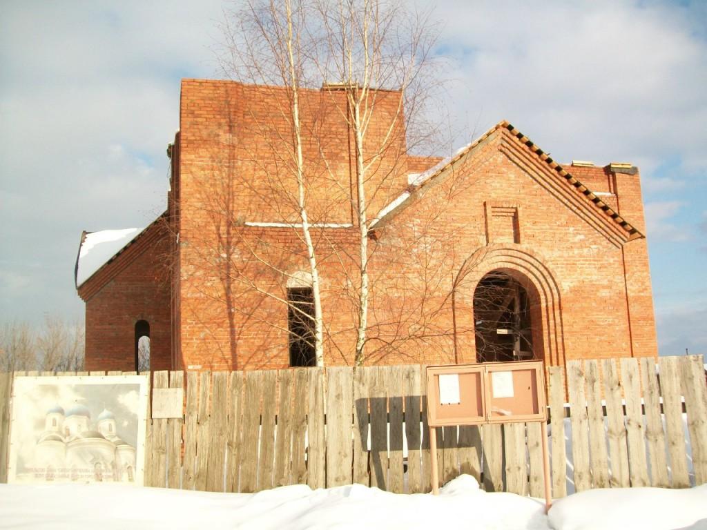Храм святого мученика Авраамия Болгарского